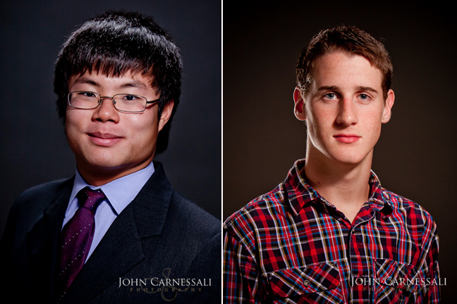 john carnessali syracuse portrait studio photographer high school