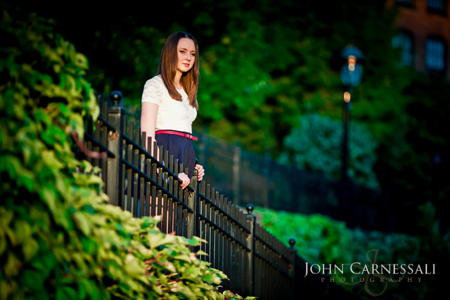 Marti's Modeling and Head Shot Photography Session in Syracuse