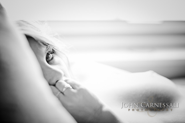 Syracuse Art Boudoir Photographer