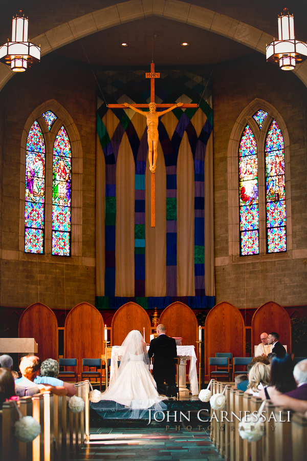 Syracuse Church Wedding