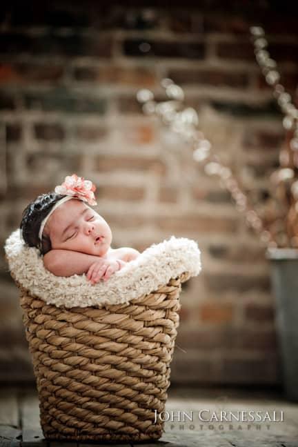 Best Syracuse Newborn and Infant Photography Studio