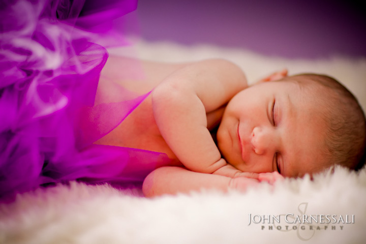 Newborn and Infant Photography session in your Syracuse home