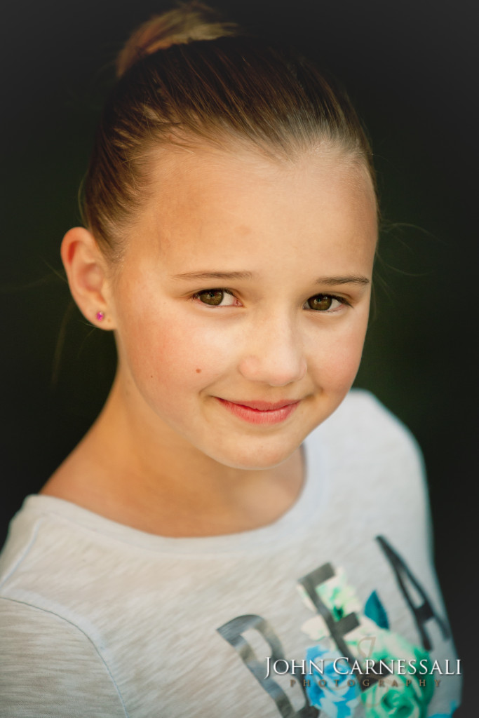 Syracuse Child Model Head Shot Photographer