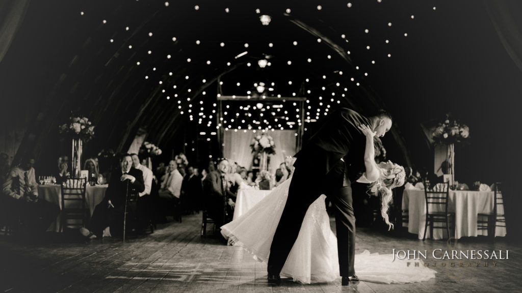 Hayloft on the Arch Wedding