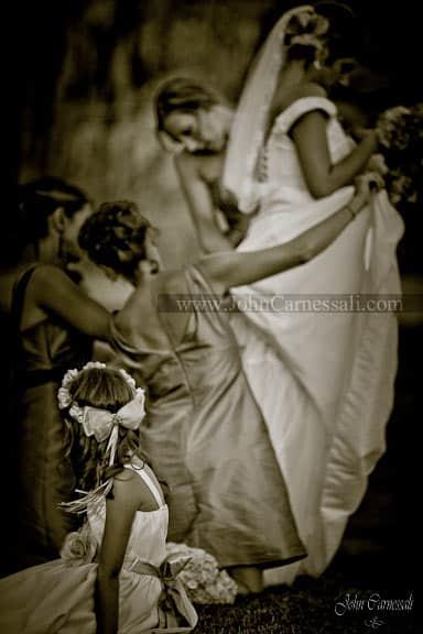 Wagner Vinyards Wedding