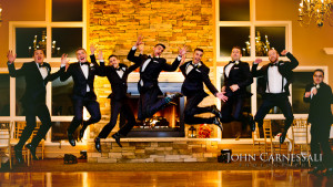 The Links at Erie Village Wedding