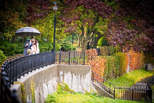 Franklin Square Wedding Photos