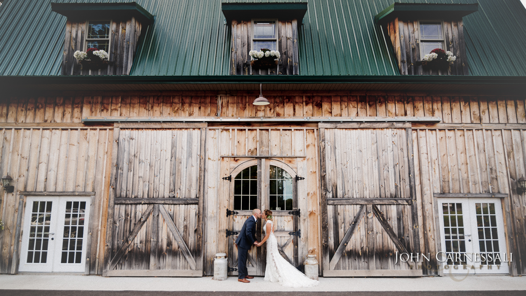 Wolf Oak Acres Barn Wedding